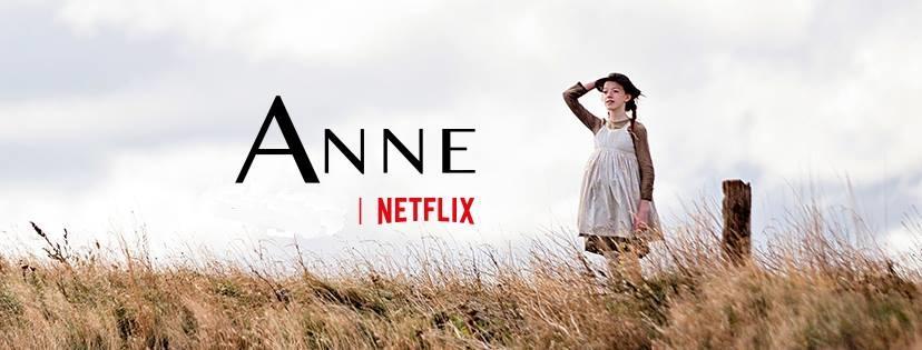 """Nie taka pierwsza lepsza Anna [""""Anne with an E"""" 2017]"""