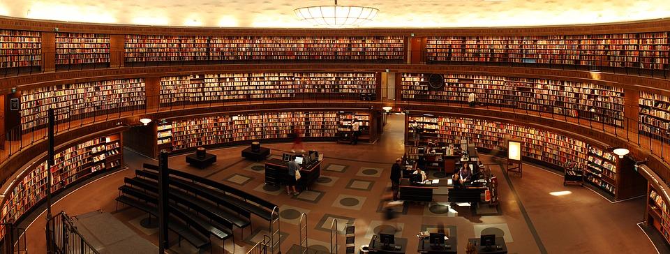 5 powodów, by pokochać biblioteki